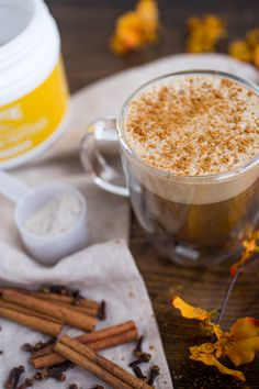 Caffeine Free Chai Latte for Hormonal Health
