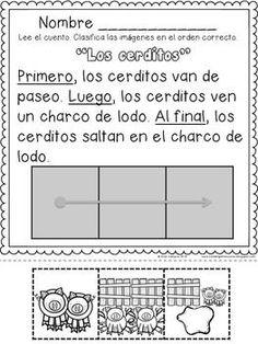 Recortando-Secuencias-Temporales-1860565 Teaching Resources - TeachersPayTeachers.com