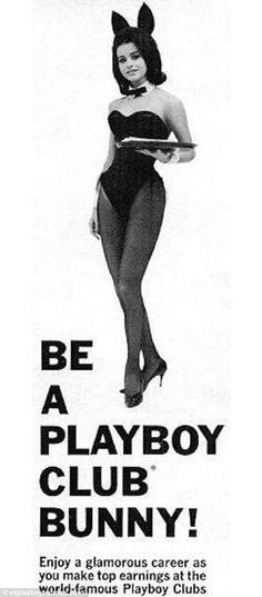 Playboy Bunny brochure/application