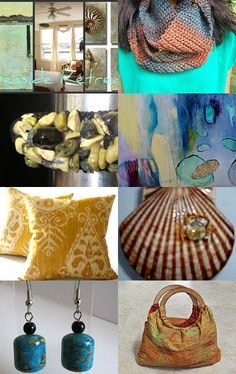 My purse is featured here--Pinned with TreasuryPin.com
