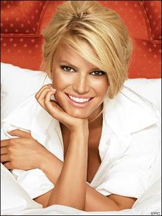 Fantastic Jessica Simpson Is Married Get All The Details Romantic The O Short Hairstyles Gunalazisus
