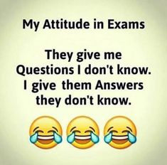 Funny Exam Quotes and Funny Quotes about Life: Very Funny Photo Gallery Exam Quotes Funny, Exams Funny, Best Friend Quotes Funny, Funny Jokes In Hindi, Very Funny Jokes, Cute Funny Quotes, Funny Quotes About Life, Really Funny Memes, Jokes Quotes