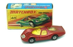 Ford Group 6 - Matchbox 1969 - Series Nr. 45