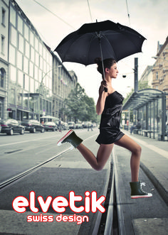 #Elvetik #rainboots are gorgeous, you will love them. Choose your favorite color and order them at www.shoebuy.com or www.elvetik.us. #shoes #footwear #design #fashion #rain #boots #wellies #CityBoots