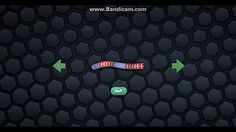 Tron Station26 SLITHER.IO
