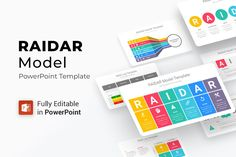 RAIDAR Model PowerPoint Template is a professional Collection shapes design and pre-designed template that you can download and use in your PowerPoint. The template contains 11 slides you can easily change colors, themes, text, and shape sizes with Gift Card Presentation, Presentation Skills, Presentation Layout, Business Presentation, Presentation Templates, Professional Powerpoint Presentation, Professional Powerpoint Templates, All World Map, Risk Matrix
