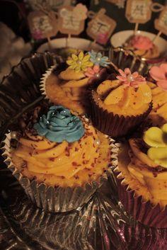 Lauras Little Bakery cupcakes. Taste as beautiful as they look.