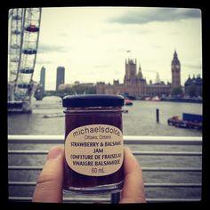 Twitter / splendid_events: Took our @michaelsdolce to see Big Ben & the London Eye! #travellingjam #london #uk http://instagram.com/p/Zp9tASB2W2/