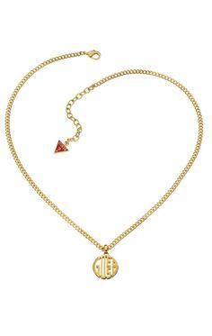 Collar Guess metal mujer UBN11463