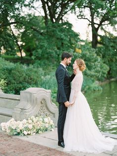 New York Central Park Boat House Wedding Bride Portrait, Wedding Portraits, Wedding Photos, Wedding Ideas, Wedding Photo Inspiration, Elopement Inspiration, New York Wedding, Dream Wedding, Wedding Shit