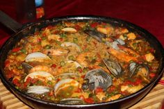 we love paella!!!