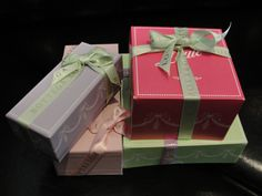 Bottega Louis packaging.   Perfect for christmas presents :)