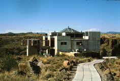 Paolo Soleri - Arcosanti (Arizona)