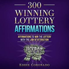 Stream LAW OF ATTRACTION - 300 Winning Lottery Affirmations by Russell Stamets from desktop or your mobile device Lottery Pick, Lottery Winner, Winning The Lottery, Secret Law Of Attraction, Law Of Attraction Quotes, Ebooks Online, Free Ebooks, Law Of Attraction Affirmations, Ebook Pdf
