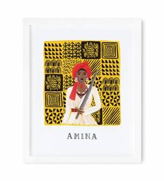 Illustrated Art Print created from an original gouache painting by Anna Bond. Made in USA. Arts And Crafts, Paper Crafts, Nyc Art, Rifle Paper Co, Gouache Painting, Nursery Art, Framed Art Prints, Illustration Art, Illustrations