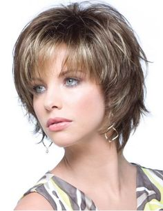 Fashion Towheaded Side Bang Charming Short Curly Synthetic Capless Wig For Women - COLORMIX