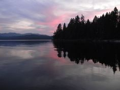 Priest Lake, Id