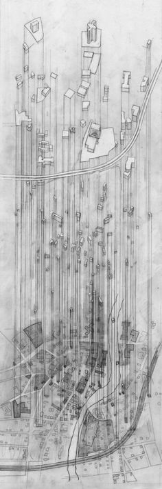 thomas sheridan  RHODE ISLAND SCHOOL OF DESIGN. KRob Architectural Delineation, Architectural Drawing