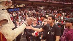 J.Cole Compares Drake To Lebron James (Video)