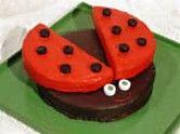 Resultado de imagen de ladybug cake