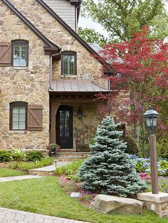Boost the curb appeal of your home with brand new exterior siding! However, first you need to consider water resistance, ease of installation, energy efficiency, aesthetics, versatility, and durability. Check out our options and ideas, including stucco, stone, brick, vinyl, and wood siding. Lastly, be sure to pick the perfect paint color for your house.