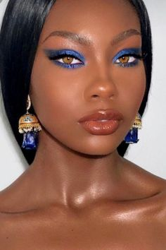 Makeup Eye Looks, Cute Makeup, Pretty Makeup, Skin Makeup, Makeup Art, Makeup Tips, Eyeshadow Makeup, Eyeshadow Palette, Beauty Make-up
