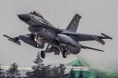 F-16C Fighting Falcon Turkish Air Force Anatolian Eagle 2016 Turkey