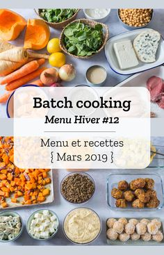 cuisineaddict cooking semaine batch hiver mars 2019 via 12 du 11 au 15 Batch cooking Hiver Semaine du 11 au 15 mars 2019 via cuisineaddictYou can find How to cook frozen chicken and more on our website Cooking Bacon, Cooking Chef, Batch Cooking, Vegetarian Cooking, Easy Cooking, Healthy Cooking, Vegetarian Recipes, Cooking Steak, Cooking Tips