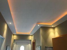 Indirekte LED-Deckenbeleuchtung, LED Strahler außen, wenn es mal hell sein soll