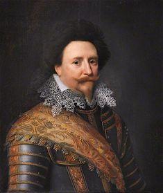 The Athenaeum - Prince Frederick Henry, Prince of Orange, Stadhouder of the United Provinces (Michiel Jansz. van Mierevelt - )