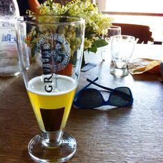 A brewery tour during Spring Classics Trip to Belgium for the Tour of Flanders and Paris Roubaix.  #CMItours www.cmitours.com  www.cmicycling.com