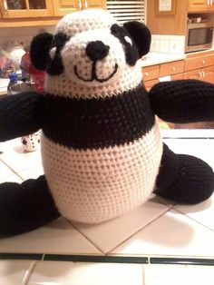 Giant Panda....another one for the AOPi sisters <3