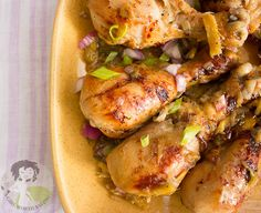 SCD Ginger Chicken