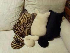 pillow! #kittens tremendo!