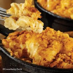 Gooseberry Patch Recipes: Mac & 3 Cheeses from Comfort Foods