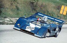 Can-Am 1972 ,Elkhart LakeFrançois Cevert , McLaren M8F Chevy.