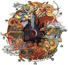 Fantasy within Zodiac signs.