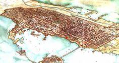 Puerto de Alejandria Egipto. En la antiguedad