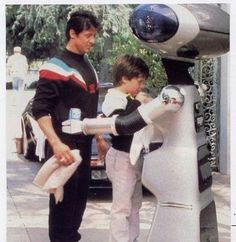 robot from rocky
