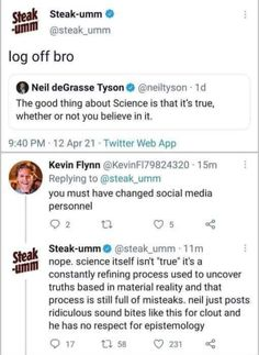 reddit: the front page of the internet Philosophy Memes, Twitter Web, You Must, Believe, Internet, Science, Social Media, Good Things, App