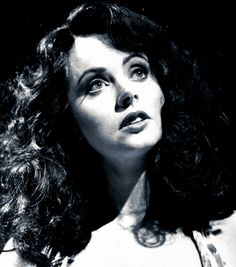 Sarah Brightman---beautiful vintage black and white photo of our ANGEL in early days! :)