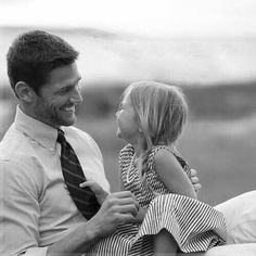 Can't wait till I have a man who looks at his daughter this way.