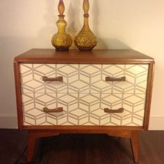 Up-cycled Vintage G Plan Brandon Chest Of Drawers