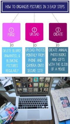 How to Organize Digital Photos in 3 easy Steps, and make your computer run faster!   The Realistic Organizer