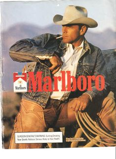 When cigs were advertised on TV if only smoking was good for you!