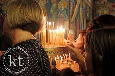 Katerina Theodore Photography | St. Pareskevi - Nafpaktos, Greece #saint #nameday #stpareskevi #church #Nafpaktos #Greece #icon #GreekOrthodox #candles