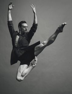 Sergei Polunin | Numéro Homme Magazine | Jacob Sutton