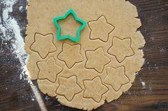 Имбирные пряники или печенье, пошаговый фото рецепт, кулинарный блог