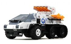 GI Joe Snow Cat