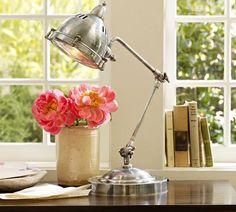 Oxford Task Table Lamp | Pottery Barn